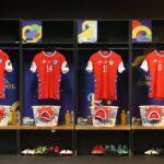 En litige avec Nike, le Chili va jouer avec des maillots d'une autre marque pour les prochains matchs