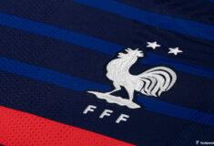 Image de l'article Les crampons des joueurs de l'équipe de France – septembre 2021