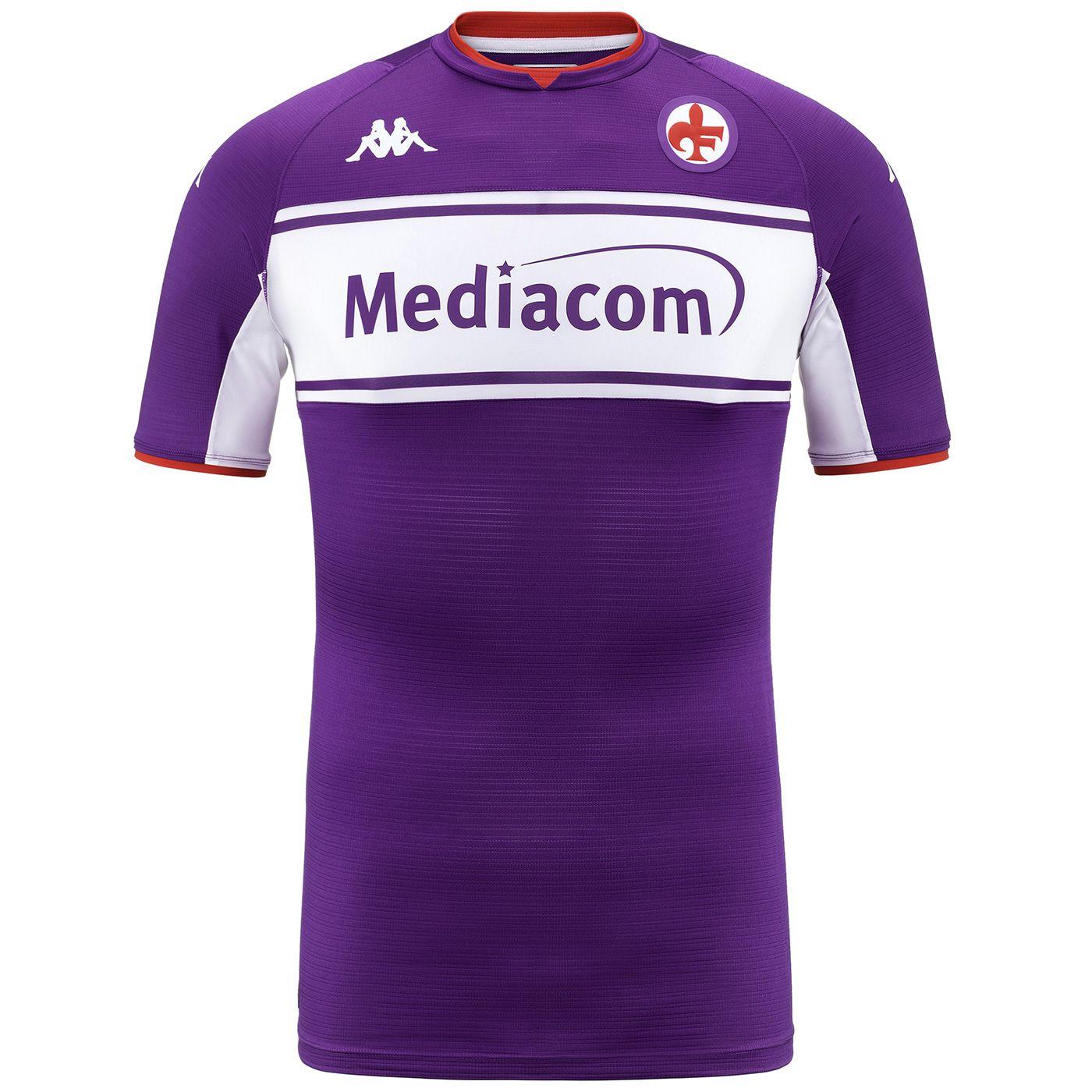 Maillot Fiorentina 2021-2022 Kappa