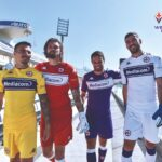 Les maillots de la Fiorentina 2021-2022 présentés par Kappa