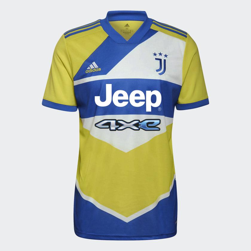 Maillot Juventus 2021-2022 third