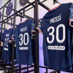 Non, le PSG n'a pas vendu plus de 800 000 maillots de Messi depuis son arrivée