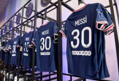 Image de l'article Non, le PSG n'a pas vendu plus de 800 000 maillots de Messi depuis son arrivée