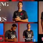 Du noir pour le nouveau maillot third du LOSC 2021-2022