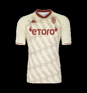 Maillot Third du AS Monaco