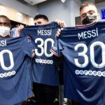 Où peut-on encore acheter un maillot du PSG floqué Messi ?