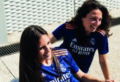 Image de l'article Le graffiti inspire le maillot extérieur du Real Madrid 2021-2022