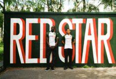 Image de l'article Le Red Star dévoile ses maillots 2021-2022 avec Kappa