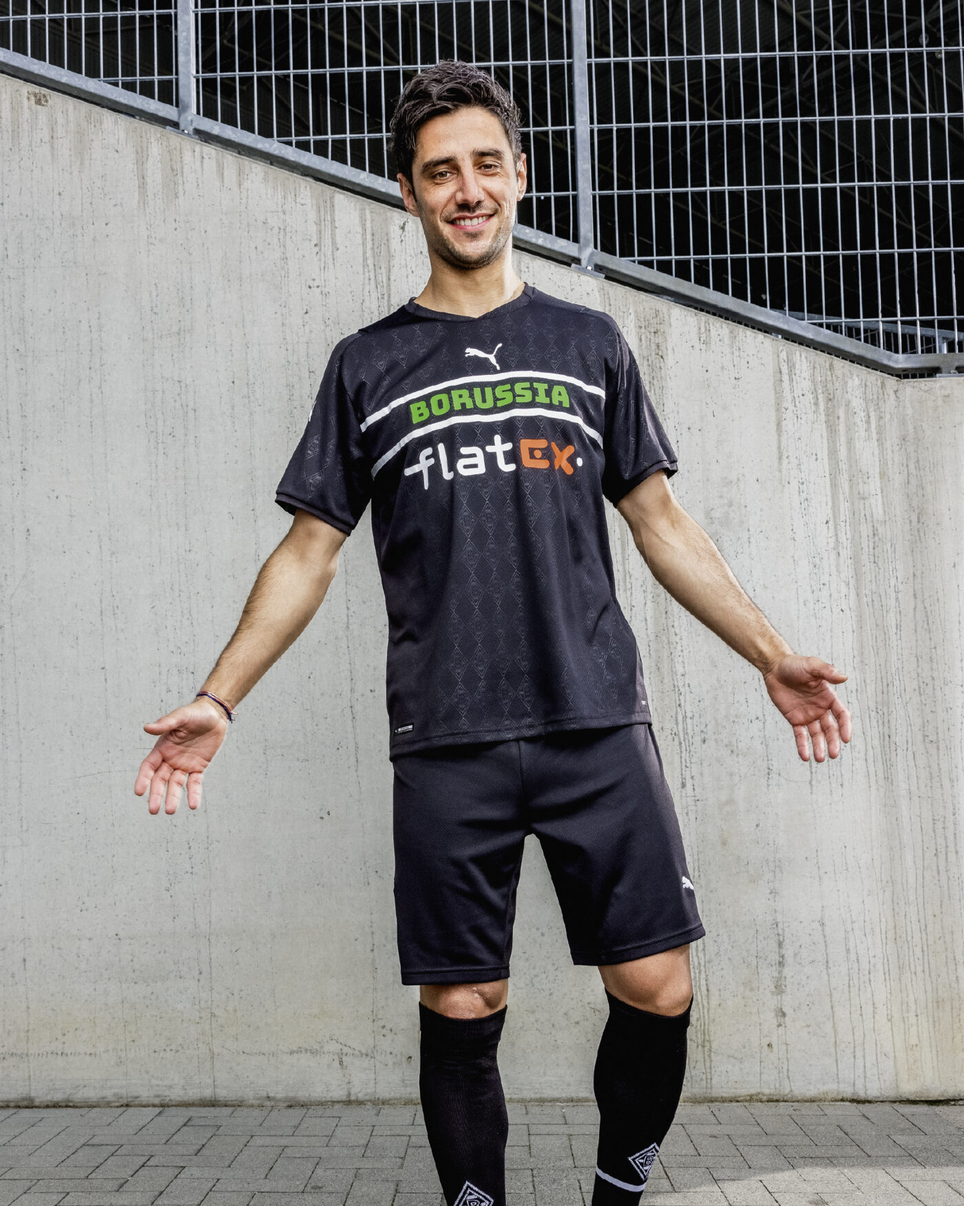 Maillot Borussia Monchengladbach 2021-2022 third PUMA
