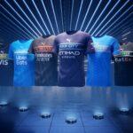 PUMA réinvente les maillots third de ses clubs avec un design minimaliste