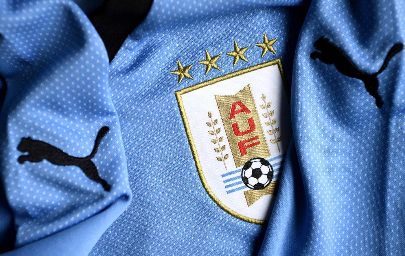 Maillot Uruguay 4 étoiles