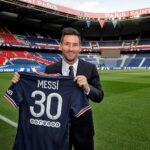 Pourquoi Messi porte le numéro 30 au PSG ?