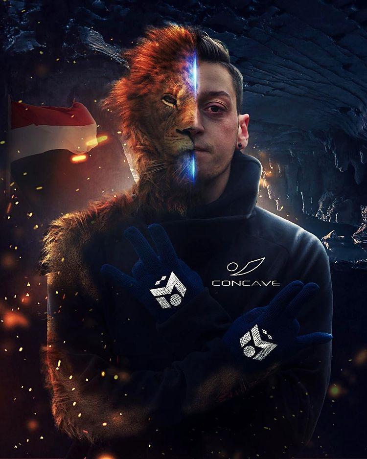 Mesut Özil Concave