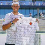 Quand Rafael Nadal dévoile le maillot extérieur de Majorque!