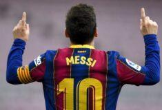 Image de l'article Tous les maillots de l'ère Messi au FC Barcelone