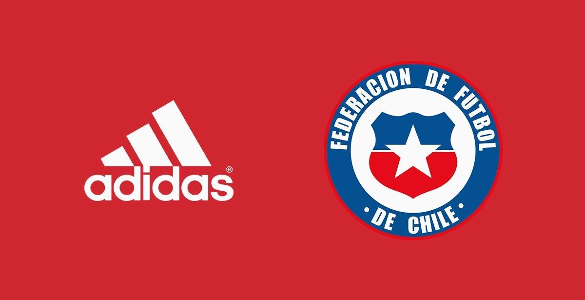 adidas, équipementier du Chili