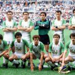 Un nouveau maillot pour l'Algérie, en hommage aux années 80