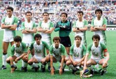 Image de l'article Un nouveau maillot pour l'Algérie, en hommage aux années 80