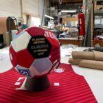 Une société française derrière le cadeau protocolaire du Bayern Munich en Champions League