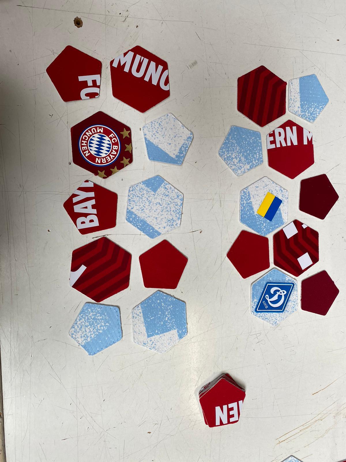 Cadeau protocolaire Bayern Munich - Rebond