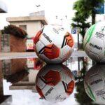 Les ballons Molten pour l'Europa League et la Conference League