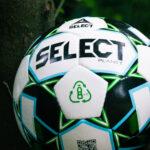 Select «Planet», le ballon qui met l'accent sur les solutions durables