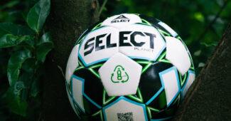 Image de l'article Select «Planet», le ballon qui met l'accent sur les solutions durables