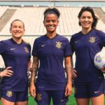 Les Corinthians dévoilent un maillot third en hommage aux femmes