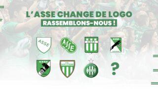 Image de l'article L'AS Saint-Étienne change son blason et invite ses supporters à participer