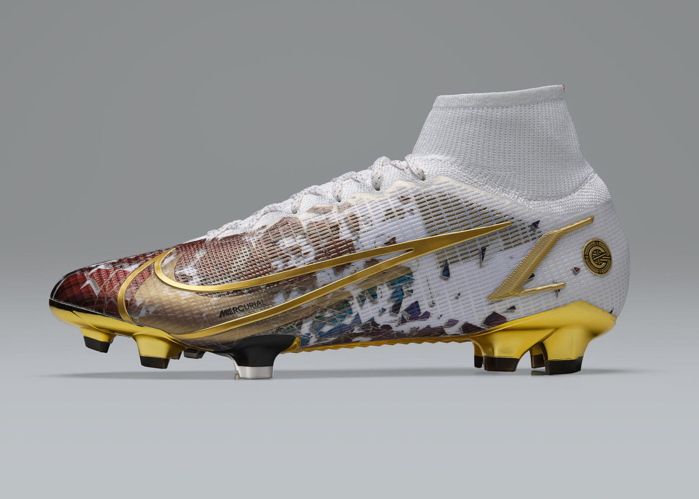Chaussures Cristiano Ronaldo Nike record 110 buts
