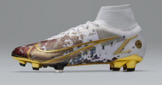 Image de l'article Nike honore Cristiano Ronaldo avec une paire de crampons également offerte à de jeunes talents
