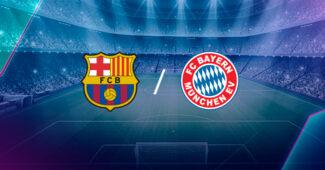 Image de l'article La composition de Barcelone – Bayern en crampons – Ligue des Champions