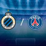 La composition de Bruges-PSG en crampons – Ligue des Champions