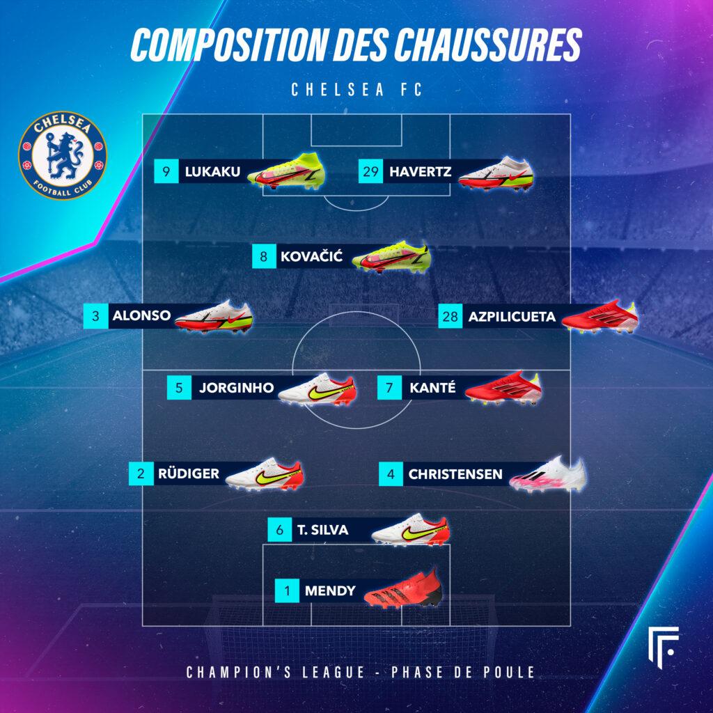 Compo Juventus Chelsea Champions League