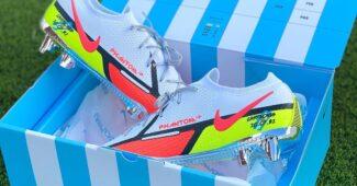 Image de l'article Nike offre des crampons spéciaux aux joueurs de l'Argentine vainqueurs de la Copa America
