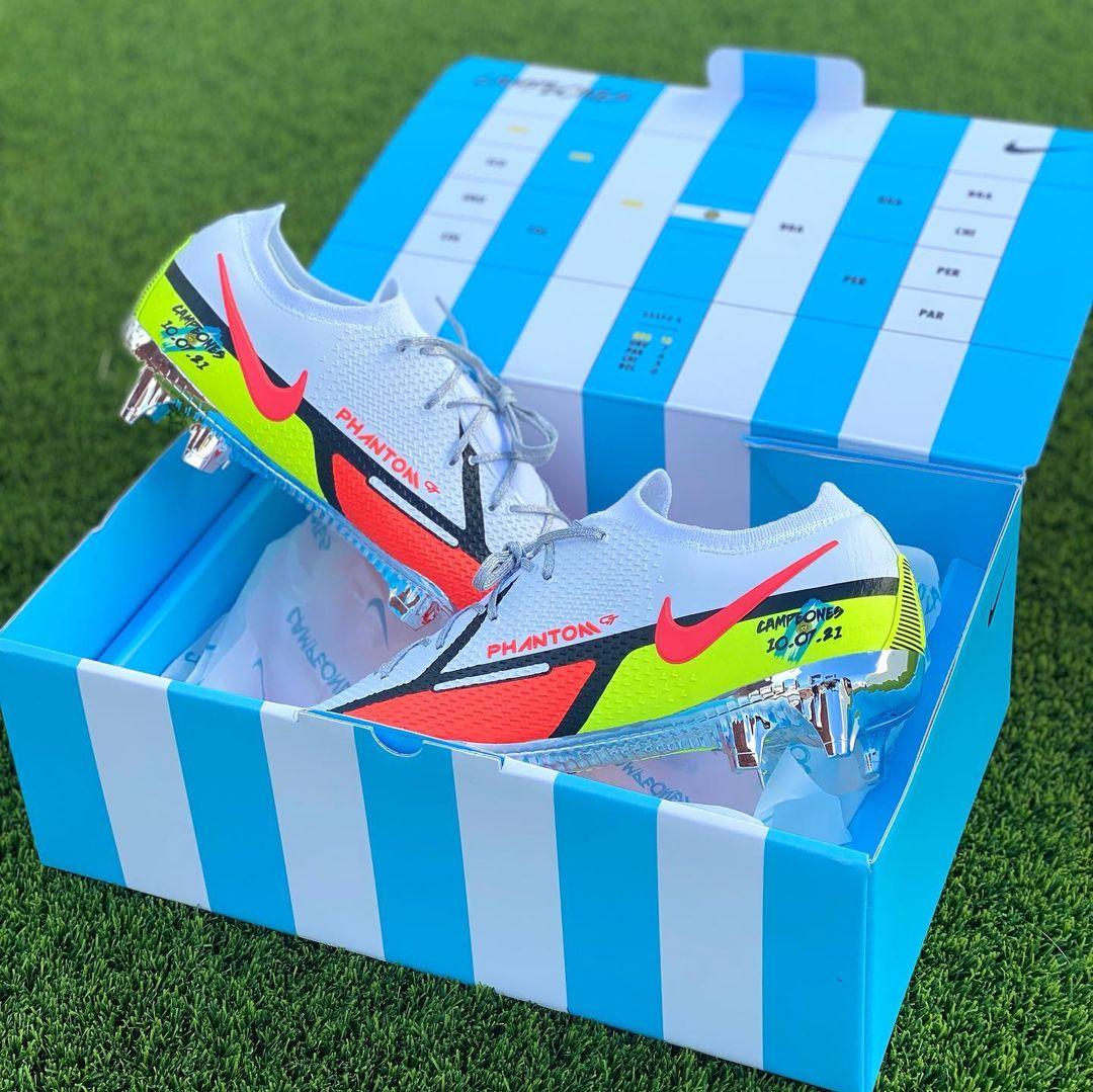 Fútbol Nike Argentina jugadores