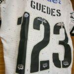Un joueur des Corinthians joue son premier match avec le numéro 123