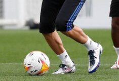Image de l'article La légendaire f50 d'adidas fait son retour aux pieds de Karim Benzema!