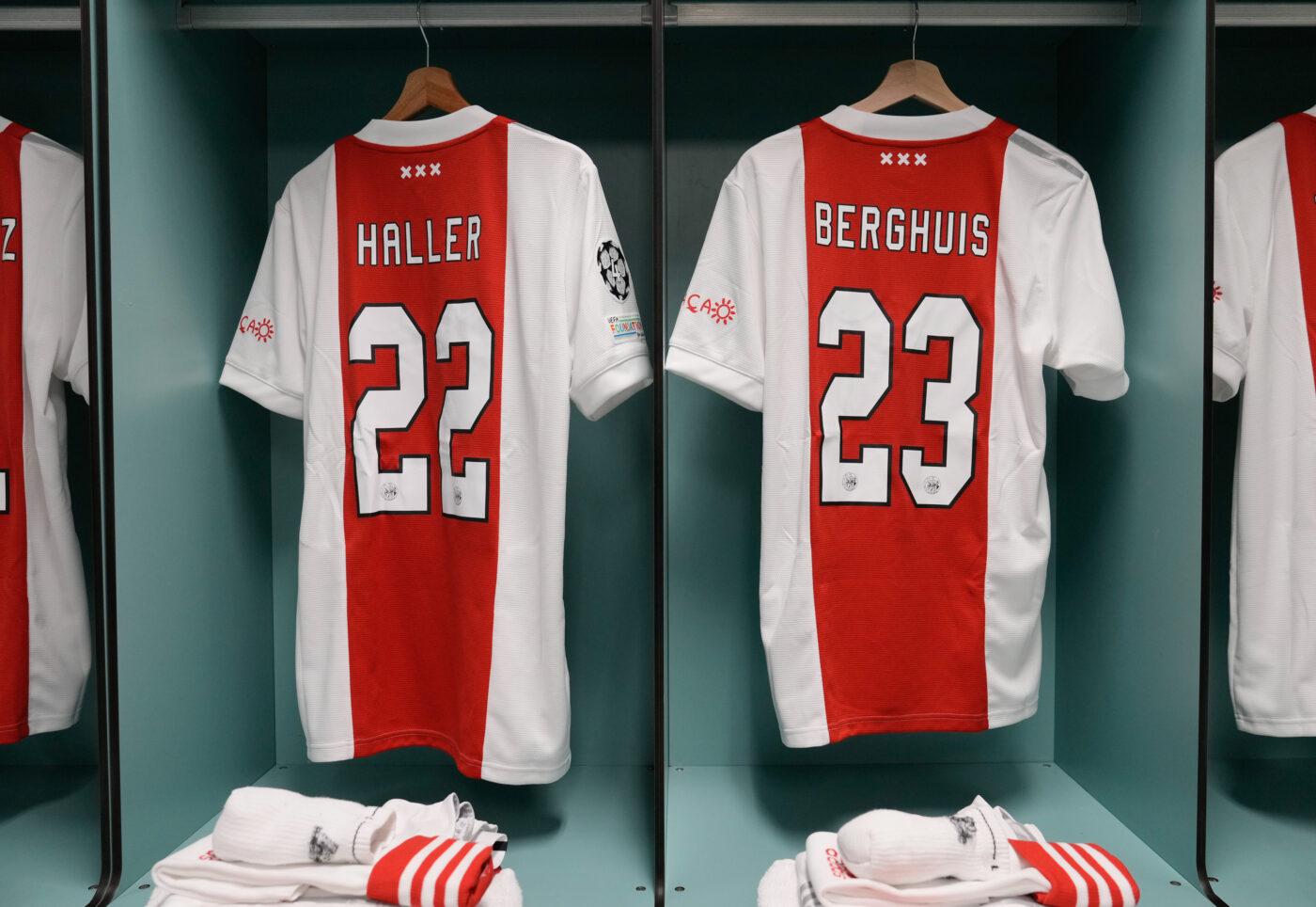 Maillot Ajax Amsterdam 2021-2022