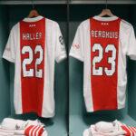 Quand le règlement de l'UEFA force l'Ajax à modifier ses maillots
