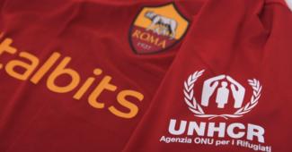 Image de l'article Un maillot en soutien à l'Afghanistan pour la Roma
