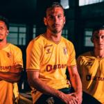 Les 5 plus beaux maillots de l'Europa League