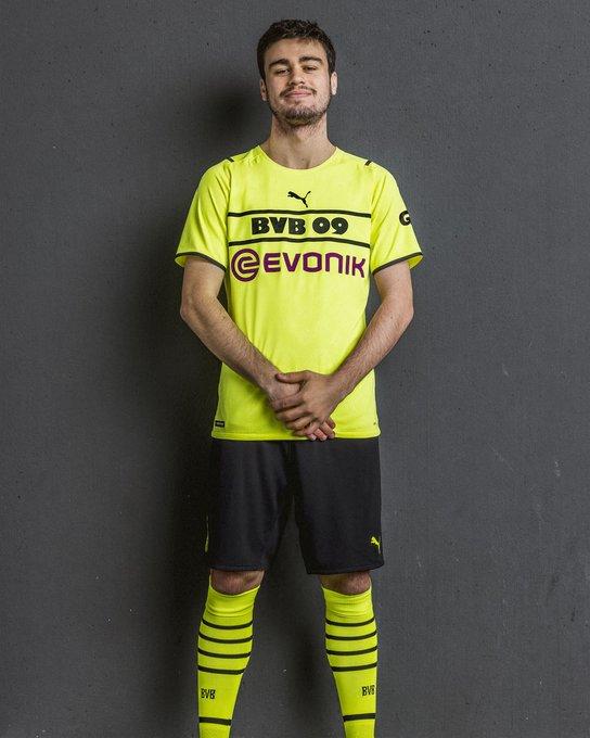 Maillot Borussia Dortmund 2021-2022 third PUMA