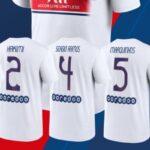 Le PSG présente un maillot «fan» à seulement 45€
