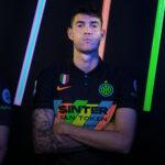 L'Inter Milan présente son nouveau maillot third