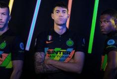 Image de l'article L'Inter Milan présente son nouveau maillot third