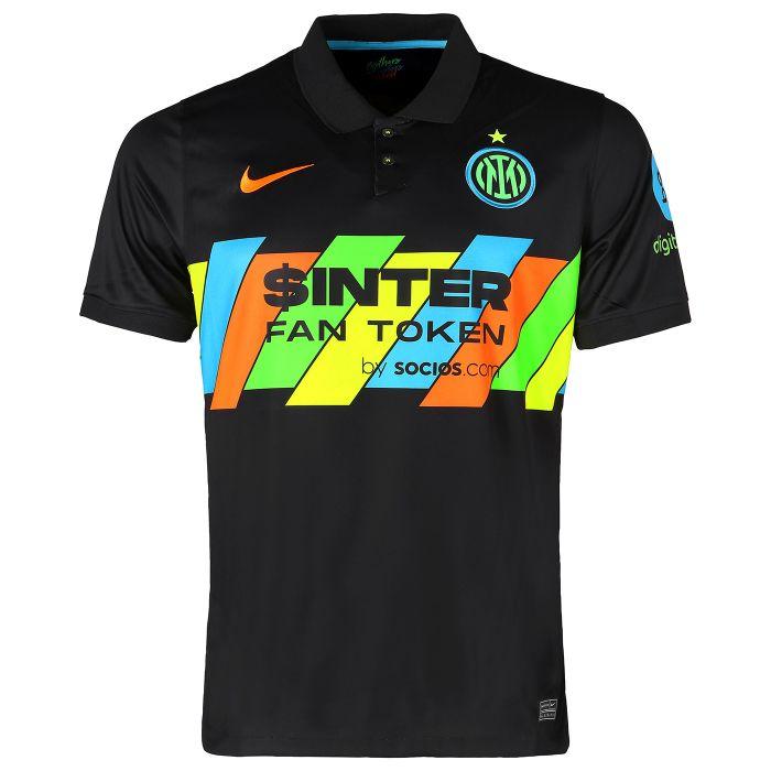 Maillot Inter 2021-2022 third