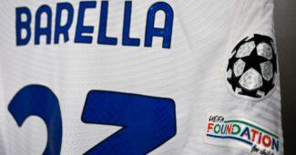 Image de l'article À son tour, l'Inter Milan a été obligé de changer son maillot pour la Champions League