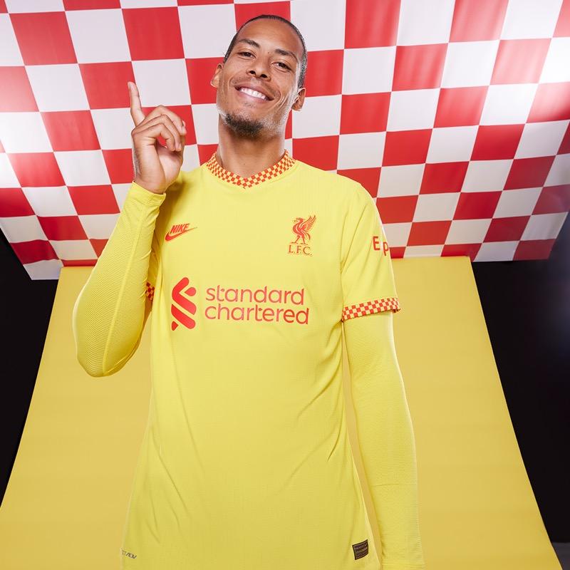 Maillot Liverpool 2021-2022 third