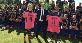 Image de l'article Un maillot rose inédit pour Montpellier face à Strasbourg